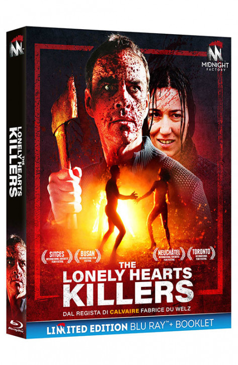 The Lonely Hearts Killers - Limited Edition Blu-ray + Booklet (Blu-ray)