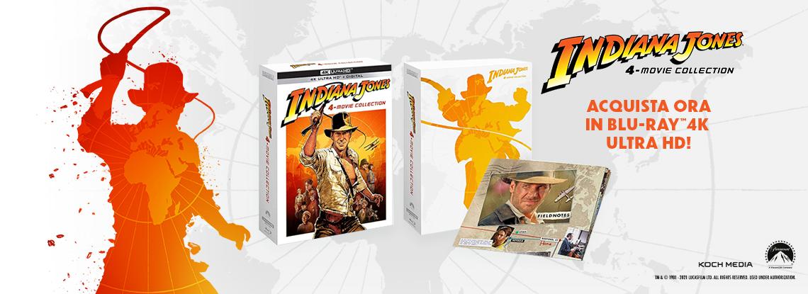 HP Carosello - Indiana Jones ACQUISTA ORA