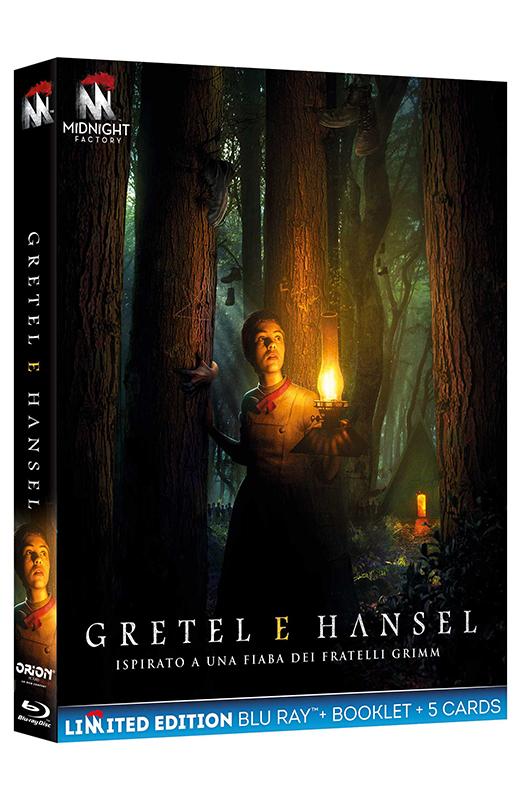 Gretel e Hansel - Limited Edition Blu-ray + Booklet + 5 Cards da Collezione (Blu-ray)