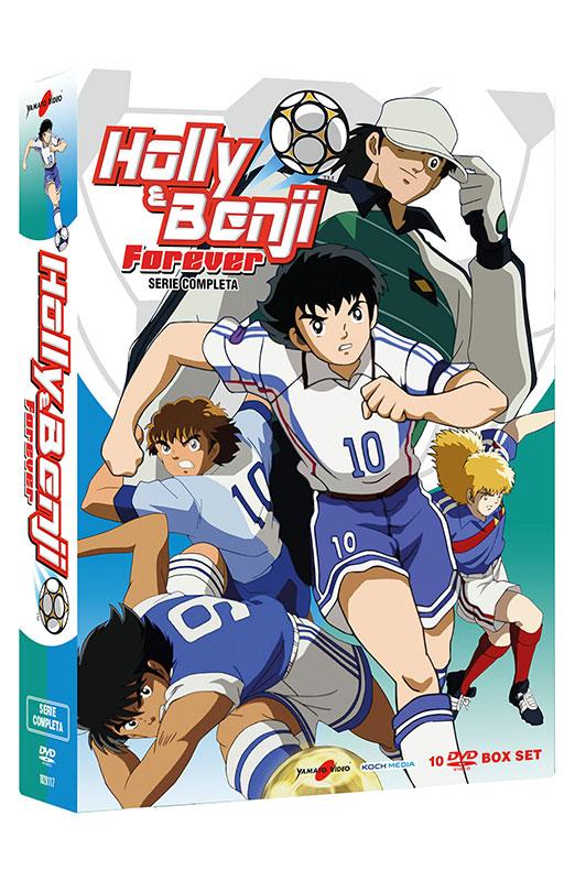 Holly & Benji Forever - Serie Completa - Boxset 10 DVD (DVD)