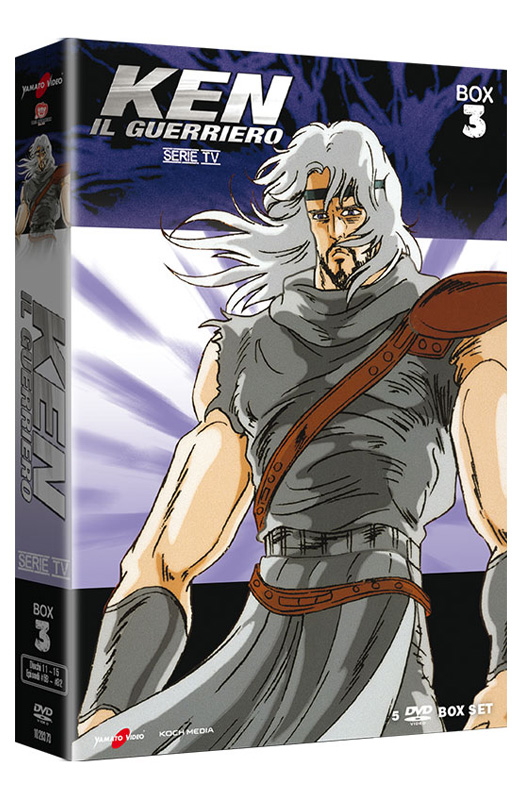 Ken il Guerriero - La Serie - Volume 3 - Boxset 5 DVD (DVD)