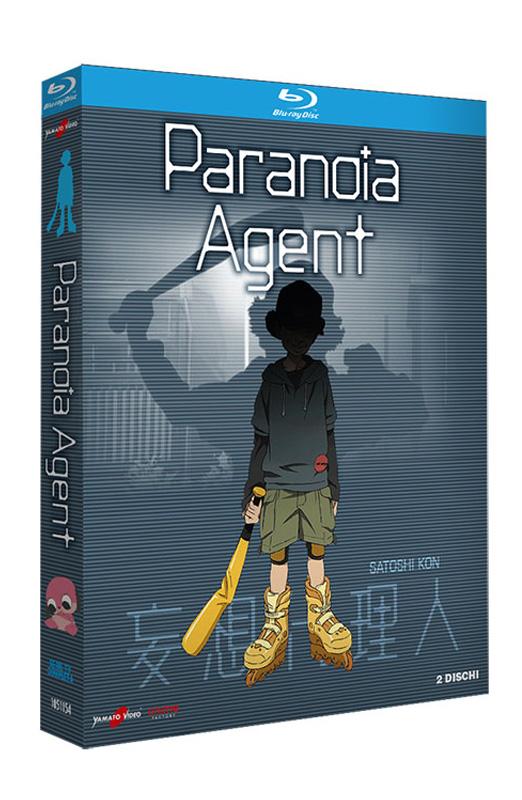 Paranoia Agenta - Serie TV Completa - 2 Blu-ray + Booklet (Blu-ray)