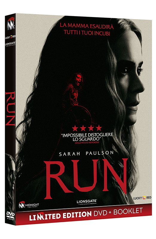 Run - Limited Edition DVD + Booklet (DVD)