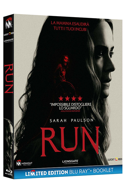 Run - Limited Edition Blu-ray + Booklet (Blu-ray)