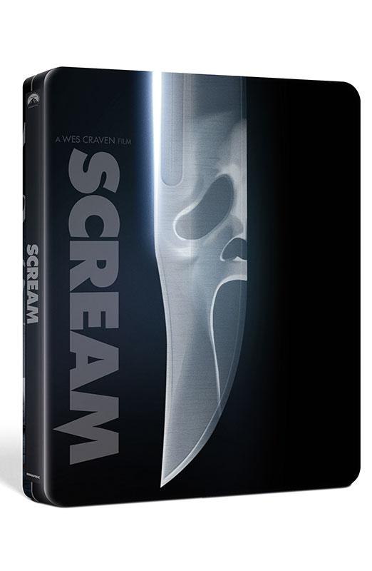 Scream - Steelbook Blu-ray 4K UHD + Blu-ray (Blu-ray)